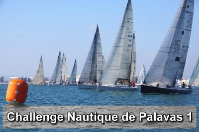 Challenge Nautique de Palavas 1