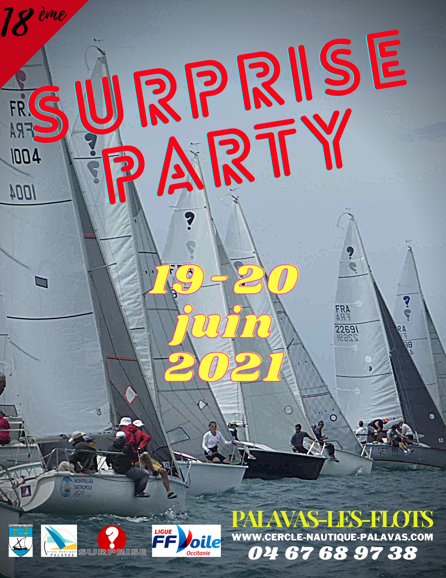 Read more about the article La Surprise Party
